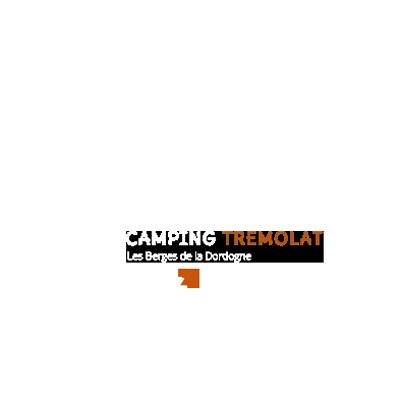carte de France camping tremolat