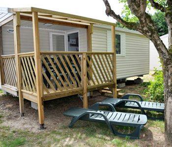 location mobil-home confort dordogne
